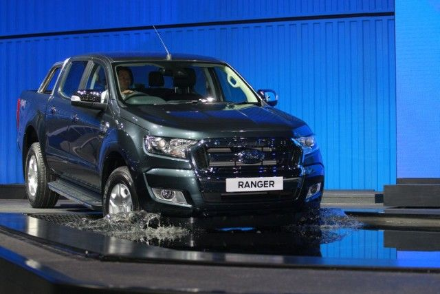2018 Ford Ranger Is A New Mid Size Pick Up Manufactured By