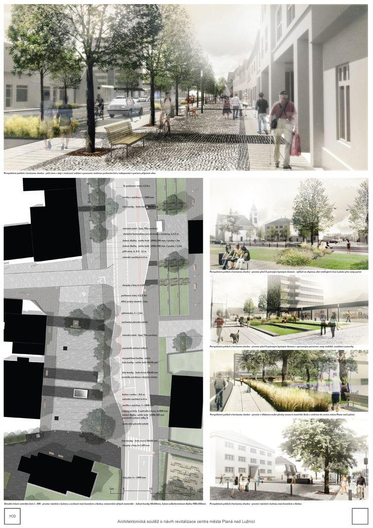 Image: Studio P + Atelier Vltavavia (2014): Revitalizace centra města Planá nad Lužnicí. www.cka.cc
