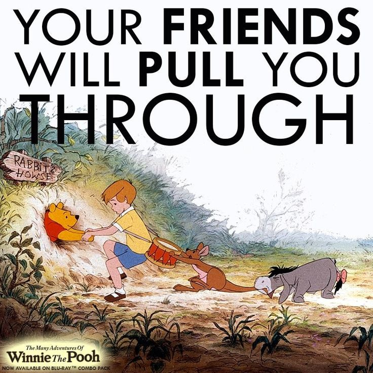 Winnie The Pooh Friends Quote: 52 Best Images About WINNIE THE POOH On Pinterest
