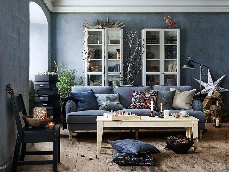 Julen klär i blått | IKEA Sverige - Livet Hemma | Bloglovin'