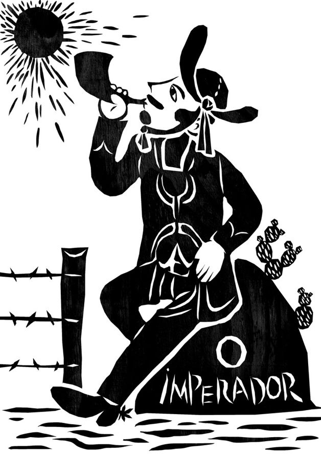 Tarô21 - ilustrador Pedro Índio Negro