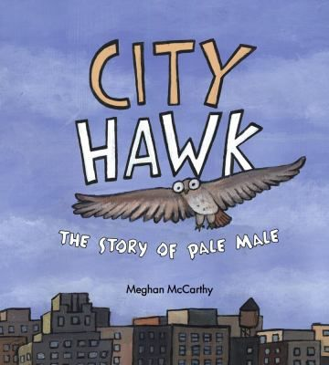 The true story of Pale Male a red-tailed hawk who made his home in NYC, to the chagrin of some New Yorkers. As she did with Balto and Seabiscuit, Meghan McCarthy tells readers the whole story -- meaning the details that others leave out like what happened to Balto when the fame was over. Interesting and accessible non-fiction for elementary school. Great for a reluctant reader, too!