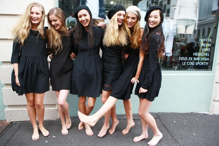 Number One Shoes Autumn 2013 - #catwalktosidewalk