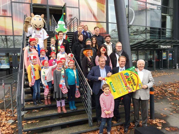 Lachende PÄNZ arena: Lachende Kölnarena nur für Kinder und Jugendliche feiert im… #Freizeit_Kultur #Stadtgespräch #1_FC_Köln #Alter #Beginn