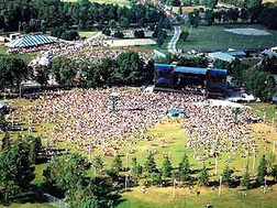 Concerts at Molson Park, Barrie ~ The Good Old Days