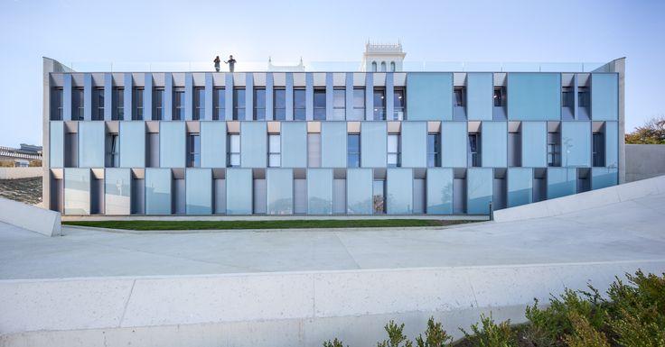 Galería de Colegio Mayor Jaizkibel / Otxotorena Arquitectos - 14