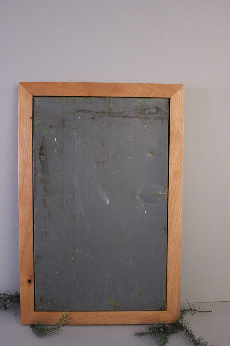 Framed Scrap