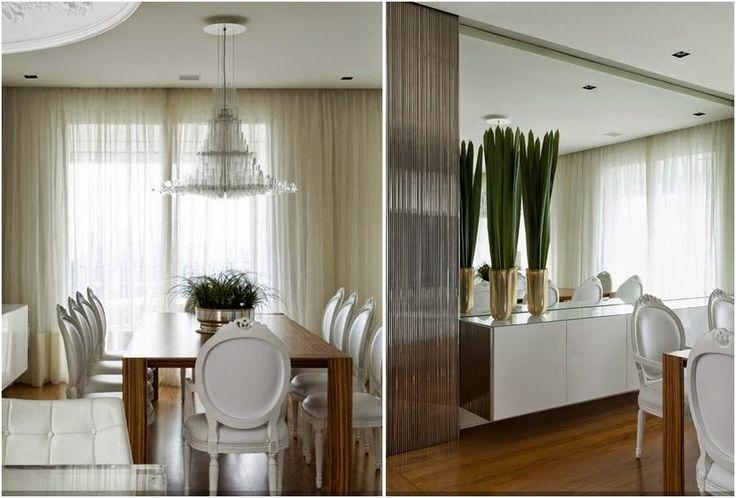 Decoração clean e sofisticada por Diego Revollo