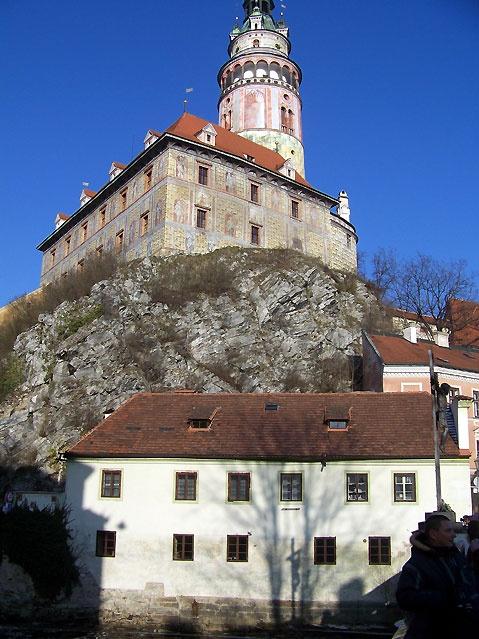 The State Castle of Český Krumlov