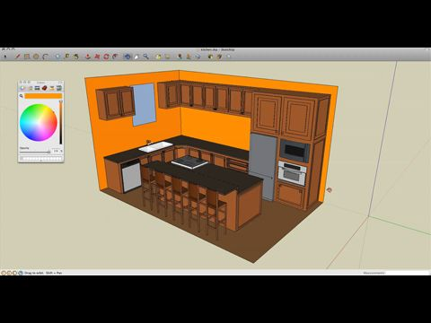 How Kitchen Design Software Works