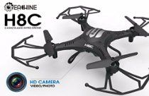 Eachine H8C Quadcopter With 2.0MP HD Camera 2.4G 6-Axis Headless Mode RC Quadcopter Drone RTF Mode 2 (Black) http://astore.amazon.com/actionconsume-20/detail/B017BFWZJK