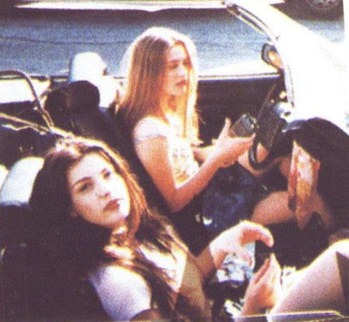 grunge girls tumblr | 90s Crush: Liv Tyler Alicia Silverstone | fashion. grunge. style. Crazy