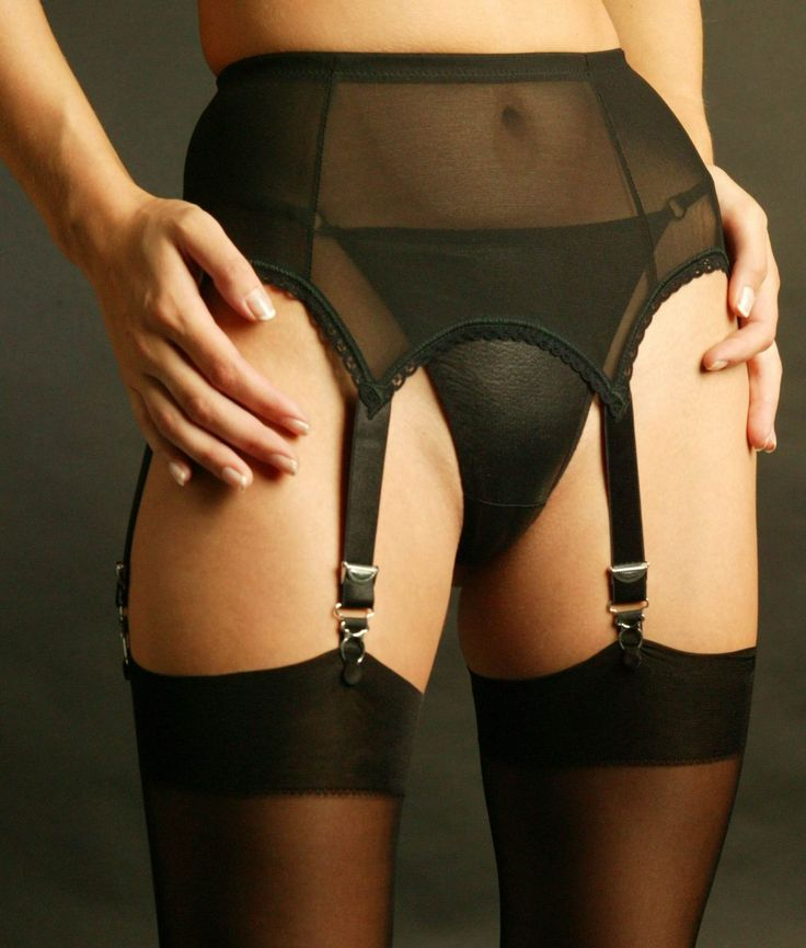 Luxury 6 Strap Garter Belt Sizes From 36 38 Waist To 52