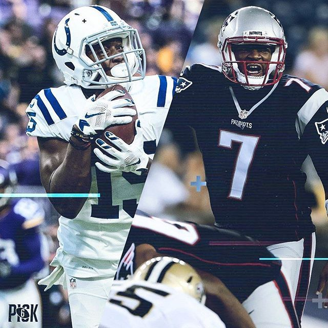 🚨 TRADE: The New England Patriots are sending QB Jacoby Brissett to the Indianapolis Colts, in exchange for WR Phillip Dorsett. Brissett could very well start Week 1 and beyond if Andrew Luck is to miss multiple weeks for the Colts. #NewEnglandPatriots #Patriots #IndianapolisColts #Colts #JacobyBrissett #PhillipDorsett #NFL #Trade
