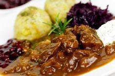 #recette du Goulash Hongrois !