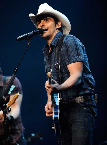 Brad Paisley Fave Song: Outstanding In Our Field, Karate, I'm Still A Guy, Ticks