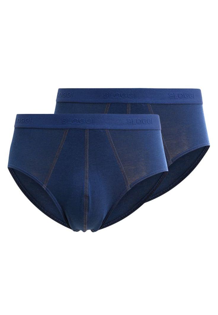 ¡Consigue este tipo de slips de Sloggi ahora! Haz clic para ver los detalles. Envíos gratis a toda España. Sloggi SLIM 24/7 MIDI 2 PACK Slip midnight blue: Sloggi SLIM 24/7 MIDI 2 PACK Slip midnight blue Ropa     Material exterior: 96% algodón, 4% elastano   Ropa ¡Haz tu pedido   y disfruta de gastos de enví-o gratuitos! (slips, briefs, jock strap, brief, slip, slips, slips, slips, slip)