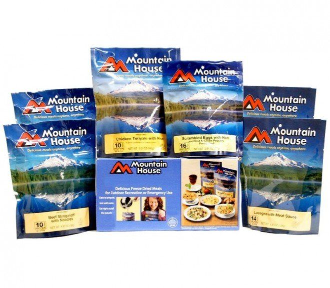 Freeze Dried Survival Food — What's the Best Value?