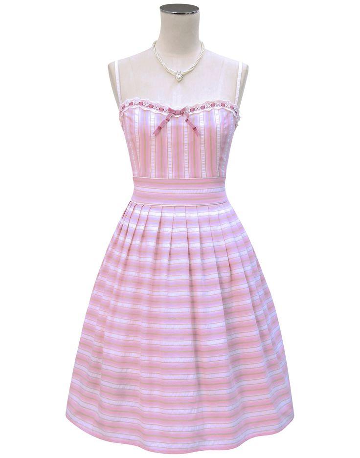 The Gigi Dress (Pink)