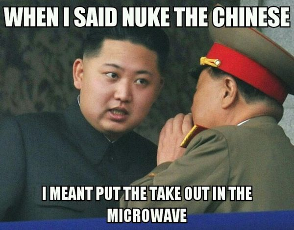 Nuke The Chinese.......Not THE Chinese!!!   FubarFarm.com