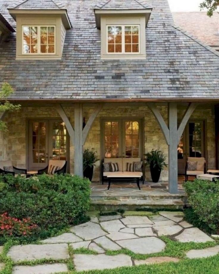 65 beauty modern farmhouse exterior designs french