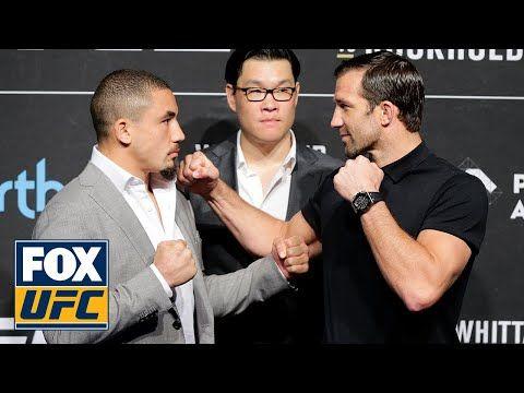 Yoel Romero to face Luke Rockhold after Robert Whittaker pulls out of UFC 221 | UFC on FOX