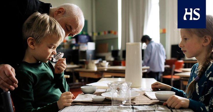 Kalliossa oppilaan isä keksi uuden tavan harjoitella rauhoittumista ja toisen ihmisen kunnioittamista. HS kerää yhtä hyviä ideoita muistakin kouluista.