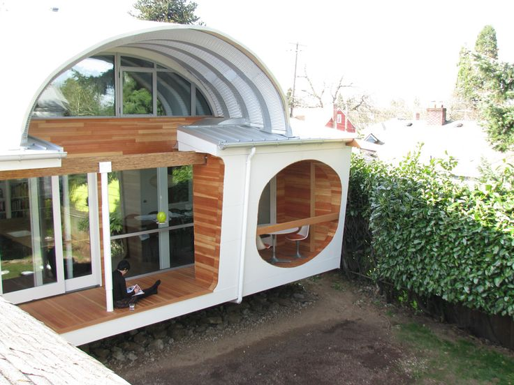 Pin by Farhana Majid on Quonset Hut Homes Quonset hut
