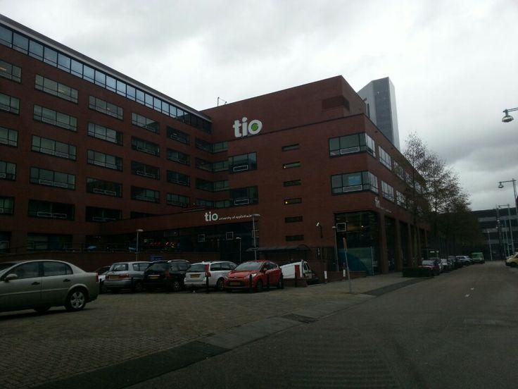 Particuliere hogeschool in Amsterdam waar we Professionele Ontwikkeling geven aan de studenten HEM, IBM en ITM.