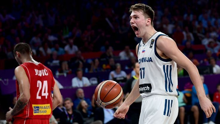 Meet Luka Doncic, one of the most decorated young European draft prospects of all time and maybe the next No. 1 pick.