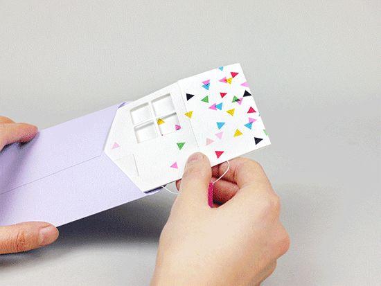 Модели из бумаги своими руками