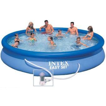 รีวิว สินค้า Intex Easy Set Pool 15 ฟุต 28180 + เครื่องกรองระบบไส้กรอง ☏ โปรโมชั่นลดราคา Intex Easy Set Pool 15 ฟุต 28180   เครื่องกรองระบบไส้กรอง ส่วนลด | codeIntex Easy Set Pool 15 ฟุต 28180   เครื่องกรองระบบไส้กรอง  แหล่งแนะนำ : http://shop.pt4.info/IAuZD    คุณกำลังต้องการ Intex Easy Set Pool 15 ฟุต 28180   เครื่องกรองระบบไส้กรอง เพื่อช่วยแก้ไขปัญหา อยูใช่หรือไม่ ถ้าใช่คุณมาถูกที่แล้ว เรามีการแนะนำสินค้า พร้อมแนะแหล่งซื้อ Intex Easy Set Pool 15 ฟุต 28180   เครื่องกรองระบบไส้กรอง…