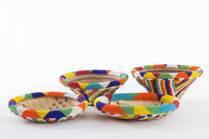Tsonga Wedding Baskets