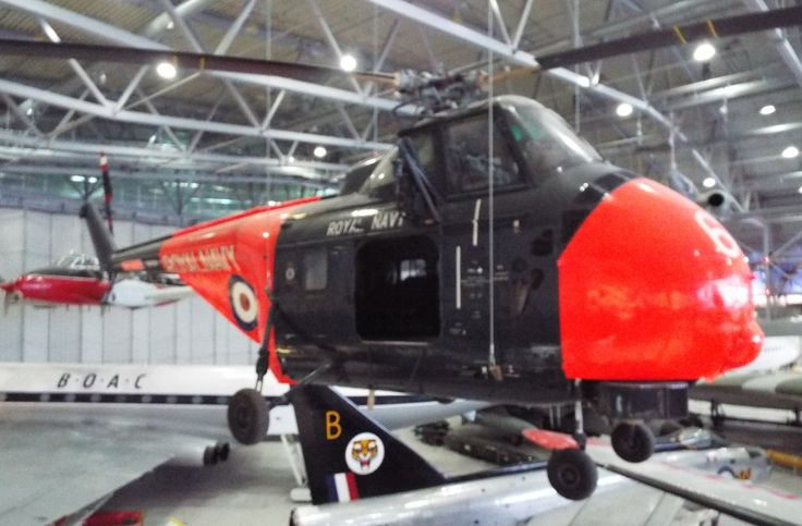 Westland Whirlwind HA57 Imperial War Museum Duxford