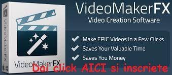 Unelte si programe necesare pentru a face bani pe youtube  Cum sa utilizezi uneltele corespunzatoare pentru youtube  #1 Unelte youtube:Video makerfx  AcestsoftwareVideo Marketfx ce vil prezint in randurile de mai jos poate fi folosit atat pentru voi dar si pentru a vinde videdourile facute de voi. Avand in vedere ca videourile sunt la mare cautare pentru ca sunt benefice pentru marketing in zilele noastre ele crescand conversia si vanzarile.  Acest soft se poate folosi pentru a vinde…