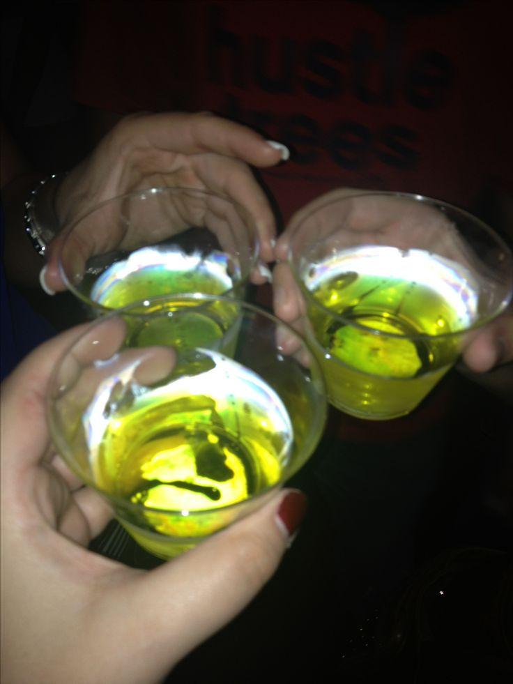 Pickle shots! Dill pickles soaked in vodka overnight.. Pour the juice for $5 per shot. You can barely taste the vodka at all! Yummy and a money maker!