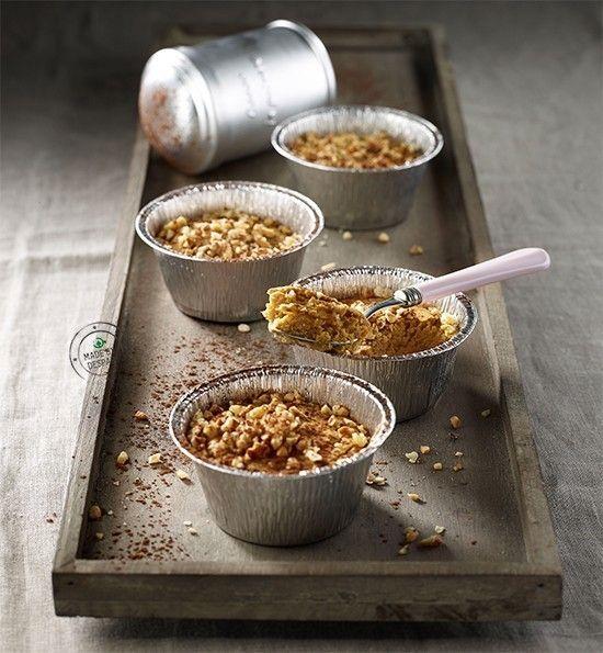 Budino di castagne al cacao con granella di nocciole | casadivita.despar.it