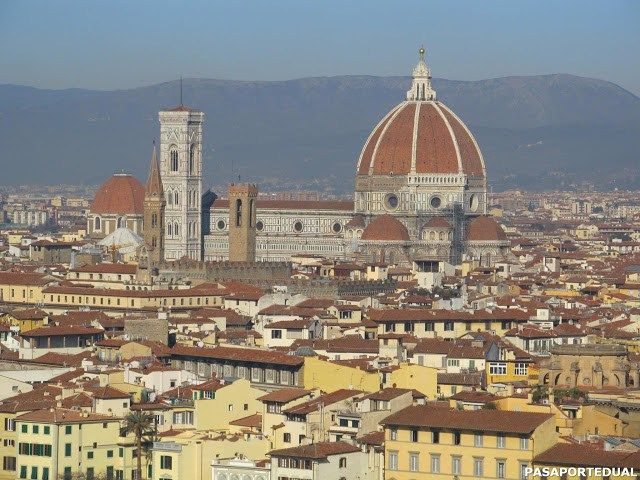 Florencia en 3 días- Itinerario e ideas para disfrutar la ciudad del Renacimiento- Italia