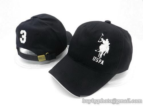 custom printed baseball caps cheap designer no minimum polo peaked hats curve bill black white