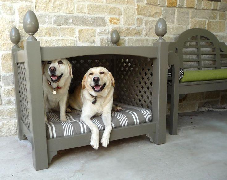 Best 25 Outdoor Dog Beds Ideas On Pinterest Outdoor Dog