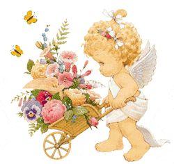 angeles animados