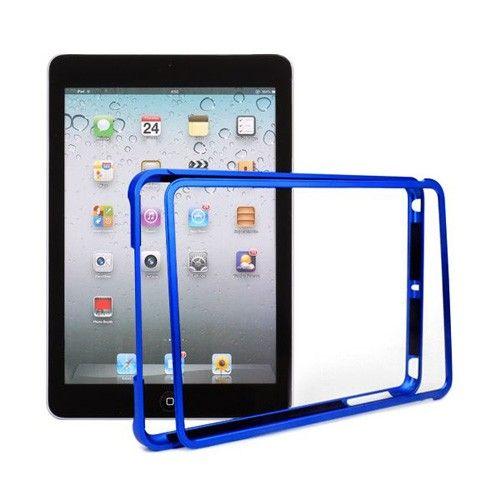 MiniMetal (Sininen) iPad Mini Alumiininen Bumper Suojakehys