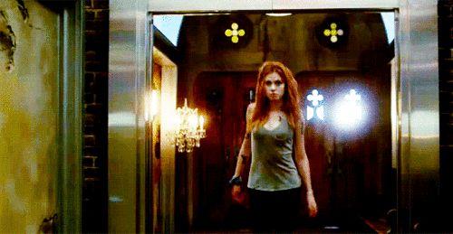 Clary Fray - Shadowhunters Season 2 trailer