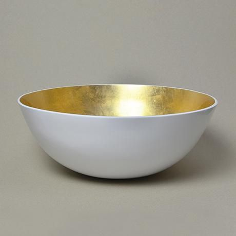 Nom Living Foot Ritual Bowl for Pedicure Foot Bath Spa Treatments Luxury Gold