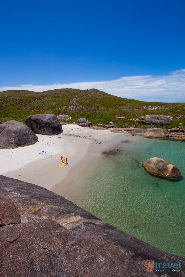 Go Swim at Elephant Rocks in Denmark, Western Australia  #Ocean #Australia #Holidays