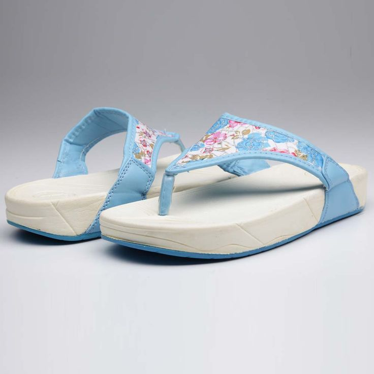 flippers blue wedges