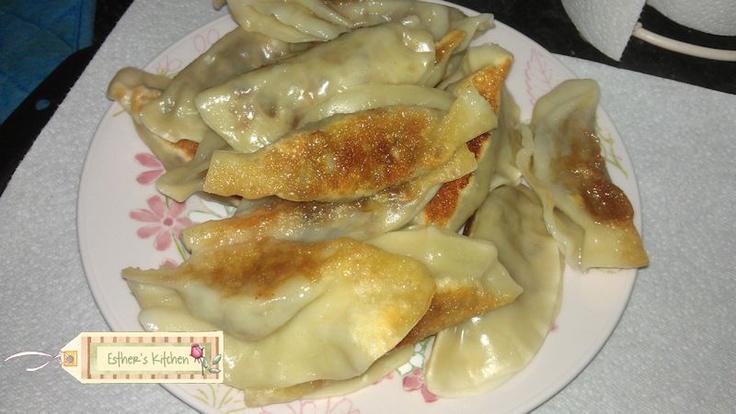 Vegetarian Gyozas Food recipes, Appetizer recipes, Food