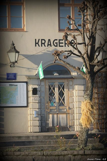 Captured  moments: A December day in Kragerø