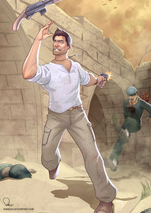 uncharted 3 trailer official 1080p resolution