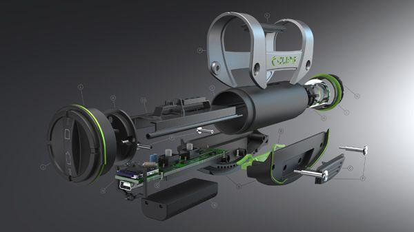 Ultimate Action Cam | Yanko Design